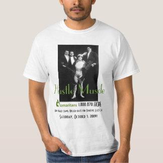 Hustle Muscle 2009! T-Shirt