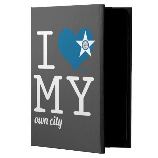 Huston | Texas iPad Air Cases