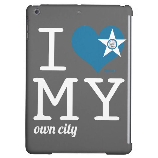 Huston | Texas iPad Air Cover