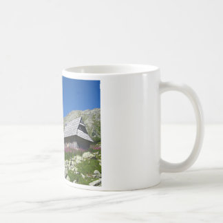 Hut in the Five Ponds Valley, Tatras Mug