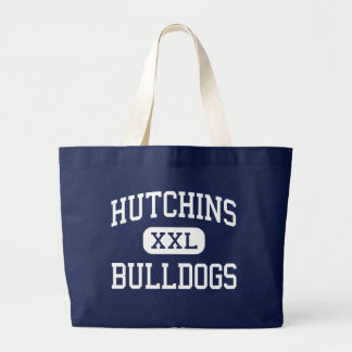 Hutchins Bulldogs Middle Detroit Michigan Bags