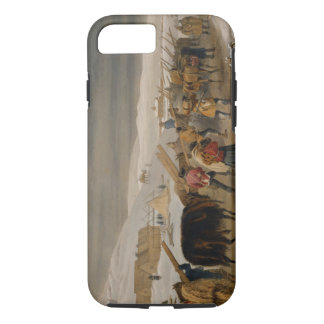 Huts and Warm Clothing for the Army, plate from 'T iPhone 8/7 Case