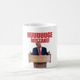 Huuuuuge Mistake Donald Trump Mug