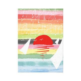 Hv Canvas Print
