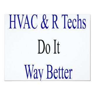 HVAC R Techs Do It Way Better Personalized Announcements