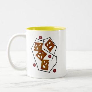 Hw Cheesey! Coffee Mugs