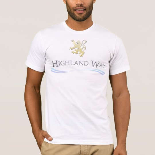 HW Men's Front Logo T-shirt