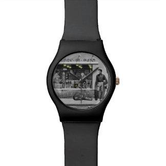 HWY 51 Silver Watch