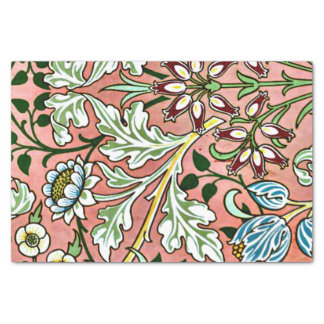 Hyacinth, a William Morris pattern Tissue Paper