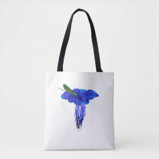 Hyacinth Aquatic Tote Bag