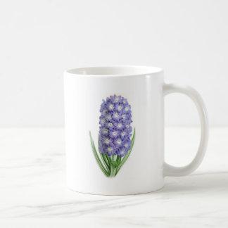 Hyacinth, Lord Palmerston Basic White Mug