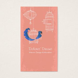 Hyacinth Macaw Business Card