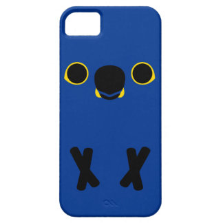 Hyacinth Macaw iPhone 5 Covers