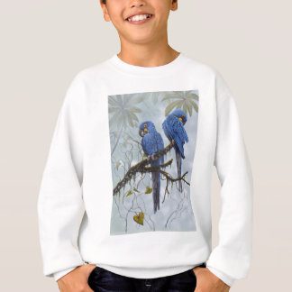 Hyacinth Macaw just for your special gifts Sweatshirt