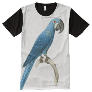 Hyacinth Macaw Parrot Bird Animal T-Shirt
