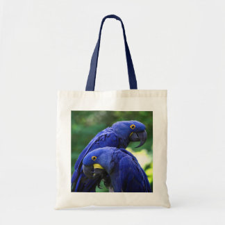Hyacinth Macaws Tote Bag