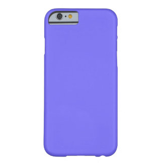 Hyacinth Purple Blue Color Trend Background Barely There iPhone 6 Case