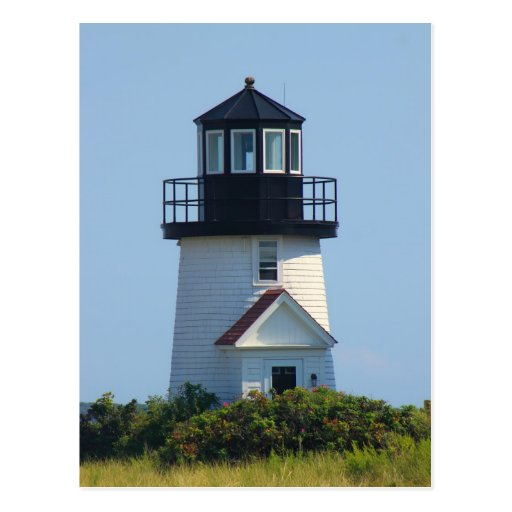 Hyannis Harbor Lighthouse Cape Cod Post Card