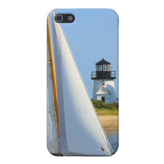 Hyannis Harbor Lighthouse Sailboat Cape Cod Case For iPhone 5/5S