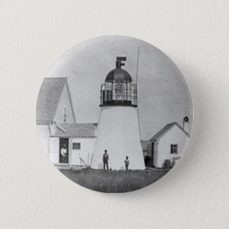 Hyannis Lighthouse 6 Cm Round Badge