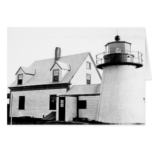 Hyannis lighthouse cards