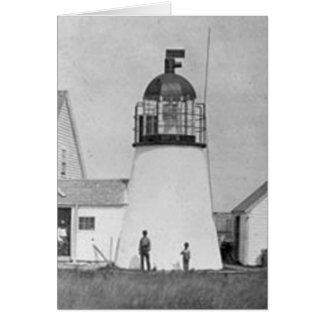 Hyannis Lighthouse Greeting Card