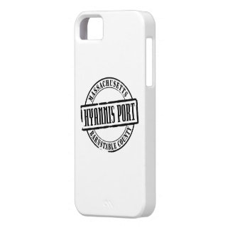 Hyannis Port Title Barely There iPhone 5 Case