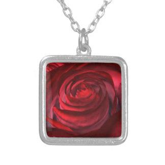 hybrid 2016 square pendant necklace
