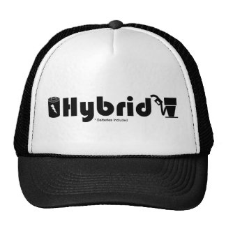 HYBRID battery and pump Trucker Hat