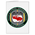 Hybrid California Greeting Cards