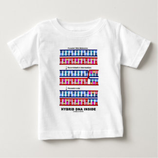Hybrid DNA Inside (Recombinant DNA) Shirt