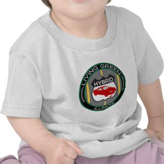Hybrid Illinois Tshirts