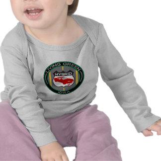 Hybrid Iowa Tee Shirt