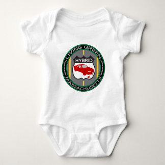 Hybrid Massachusetts Tee Shirts