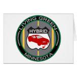 Hybrid Minnesota Greeting Cards