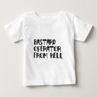Hybrid operator from bright tee shirts