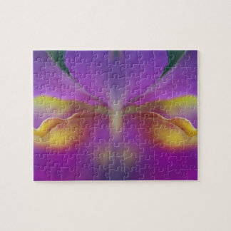 Hybrid orchid, Florida 2 Jigsaw Puzzle