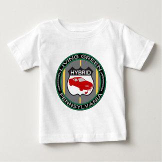 Hybrid Pennsylvania T-shirts