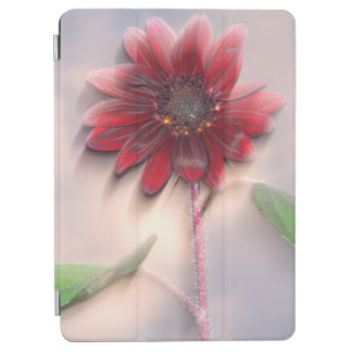 Hybrid sunflower blowing in the wind iPad air cover