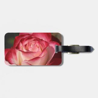 Hybrid Tea Rose Tag For Luggage