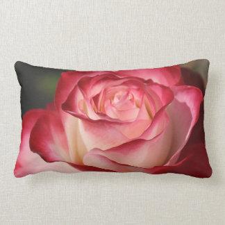 Hybrid Tea Rose Throw Pillows