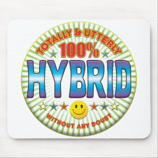 Hybrid Totally Mouse Pad