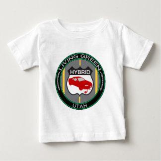 Hybrid Utah T Shirts