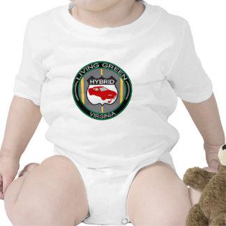Hybrid Virginia Baby Bodysuit