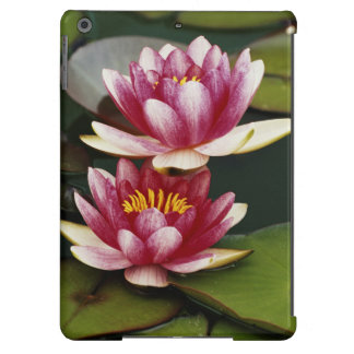 Hybrid water lilies iPad air cases