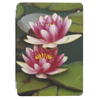 Hybrid water lilies iPad air cover