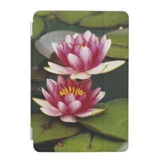 Hybrid water lilies iPad mini cover