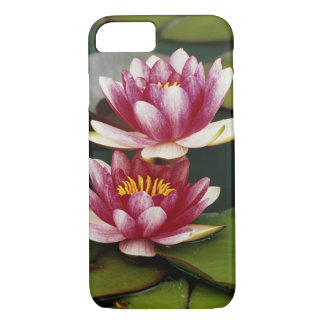 Hybrid water lilies iPhone 8/7 case