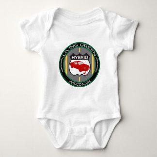 Hybrid Wisconsin T-shirts