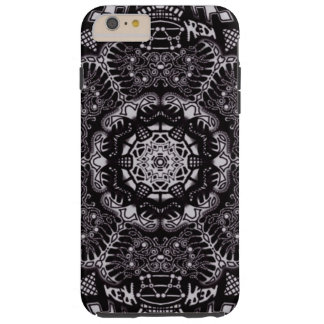 Hybrid World Designer (Vibe) Tough iPhone 6 Plus Case